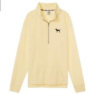 🎀2/$30 VS PINK 1/2 Zip Sweater